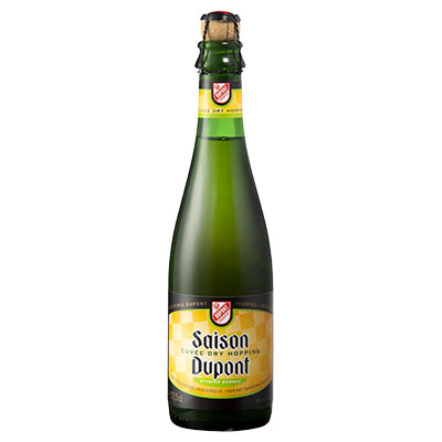 5410702000379 Saison Dupont Cuvée dry hopping 2017 - 37,5cl Bière  refermentée en bouteille